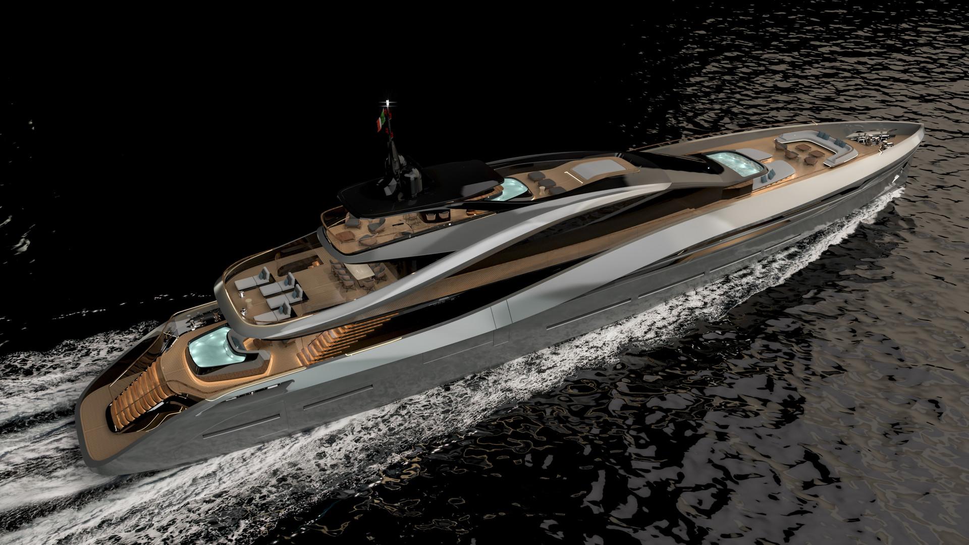 Rossinavi Pininfarina Yacht Super Sport 65-5
