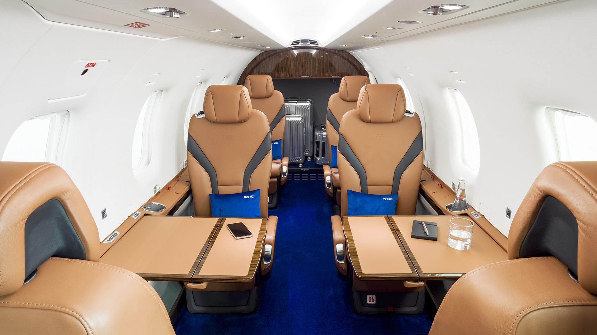 Oriens Aviation – Pilatus PC12
