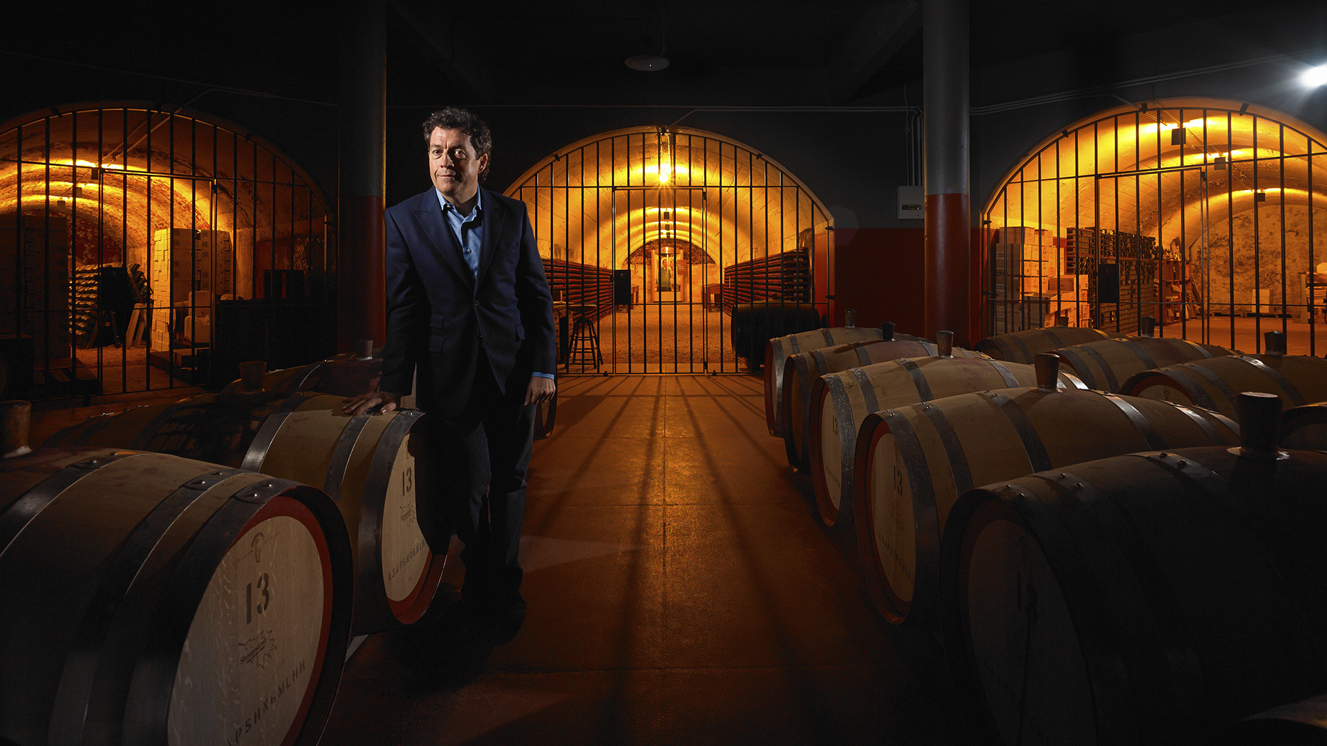 Peter Gago, chief winemaker at Penfolds