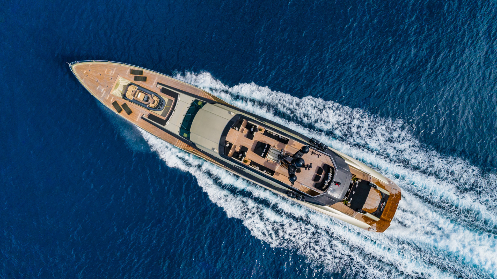 DBP superyacht