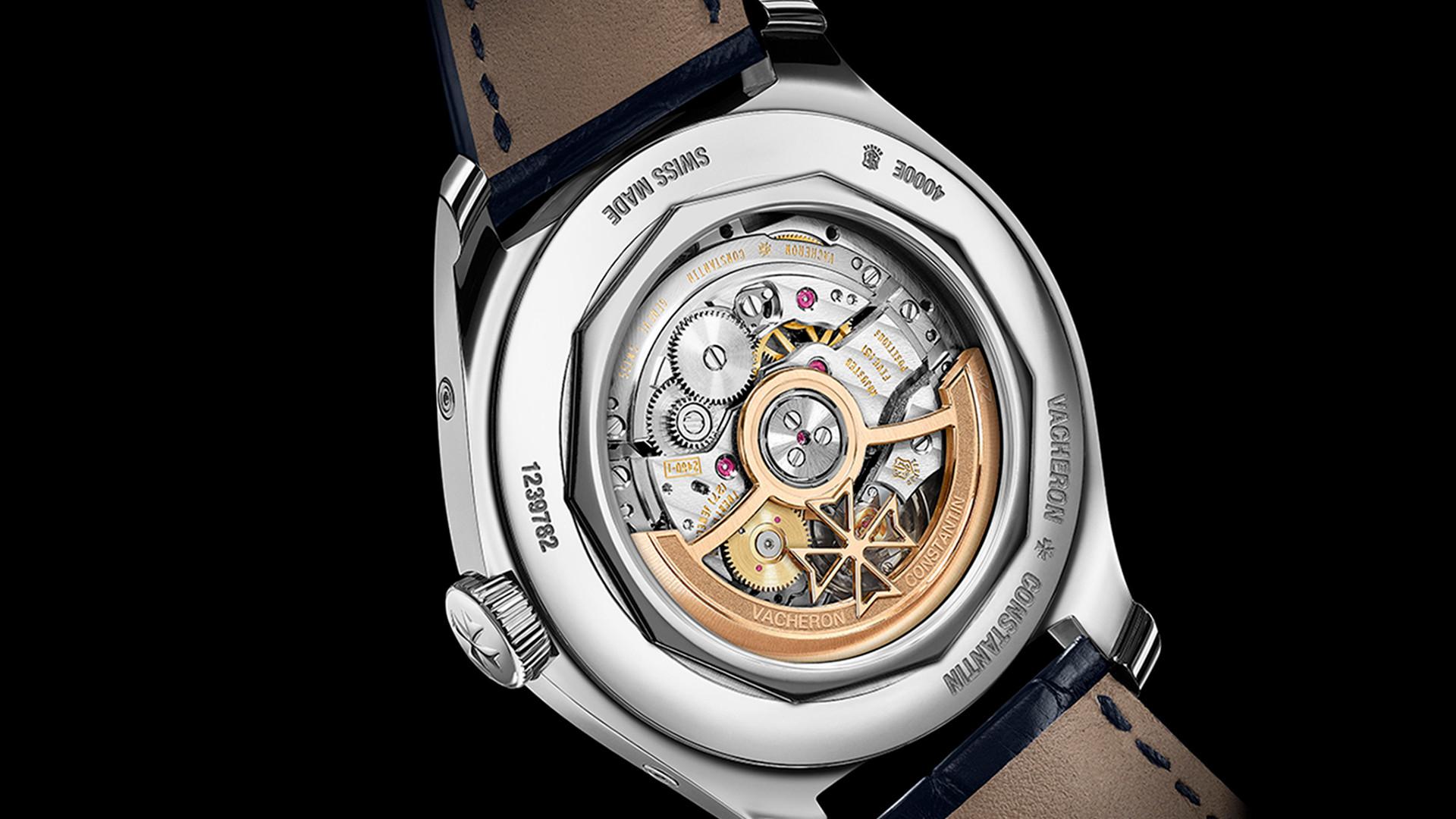 Vacheron Constantin Fiftysix Complete Calendar watch – movement detail