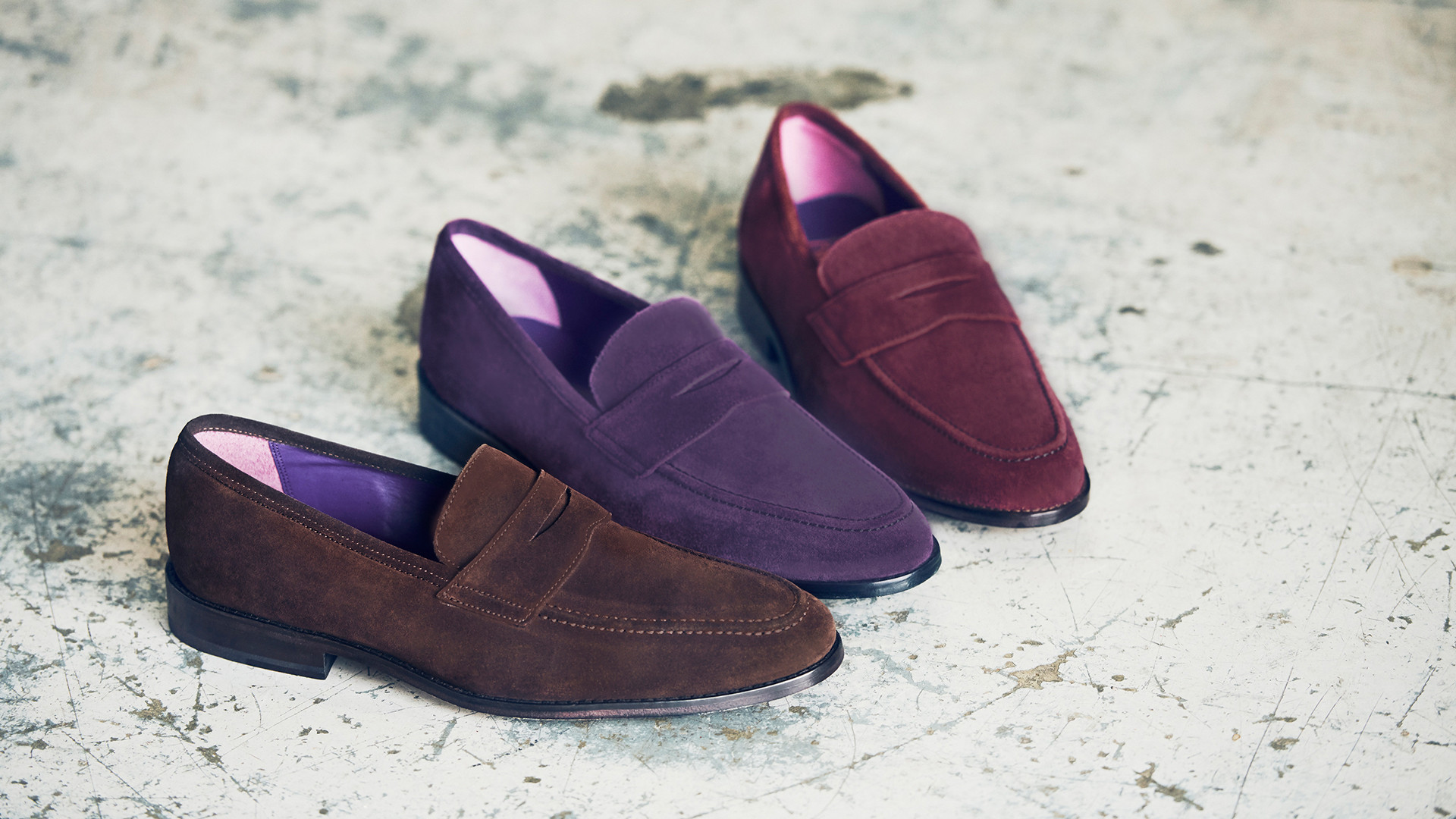 Billy Ruffian loafers