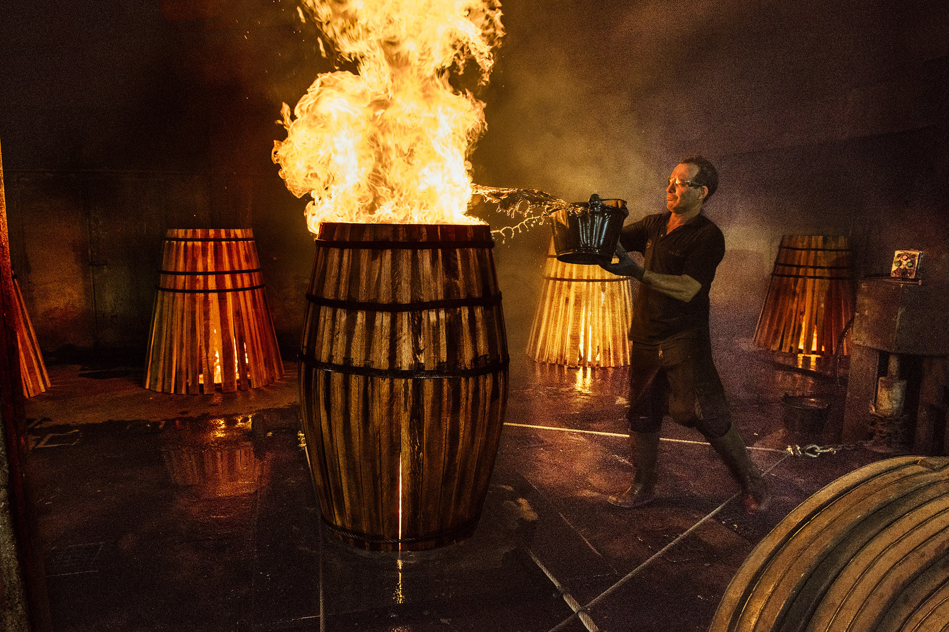 The Macallan Double Cask by Steve McCurry