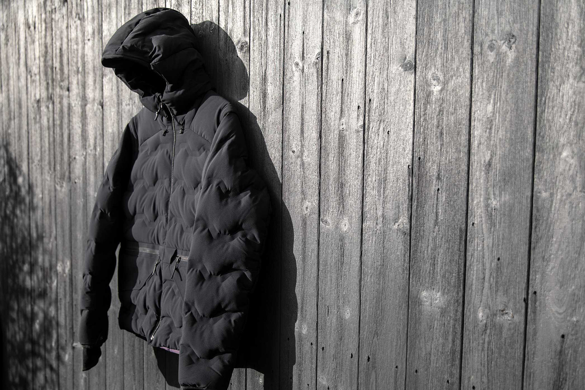 7L jacket from AW20 collection