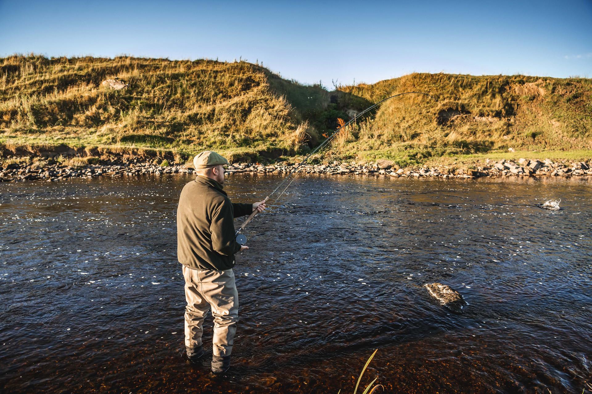 The Macnab – fishing