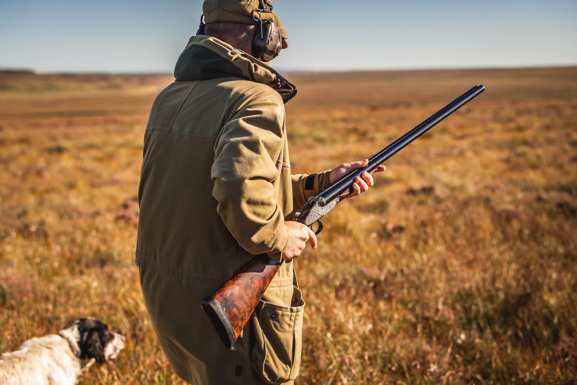 The Macnab – shooting