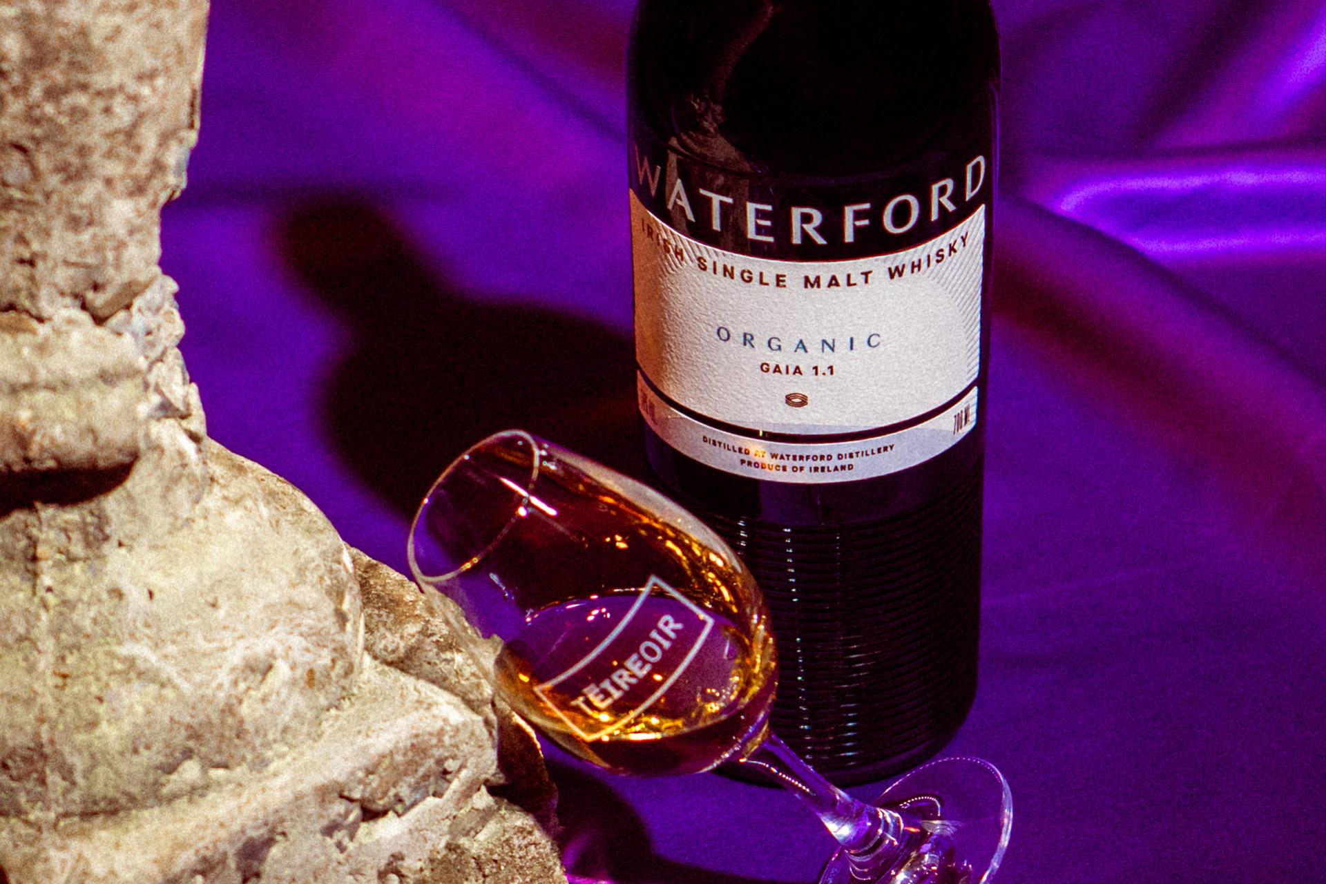 Waterford Irish whiskey