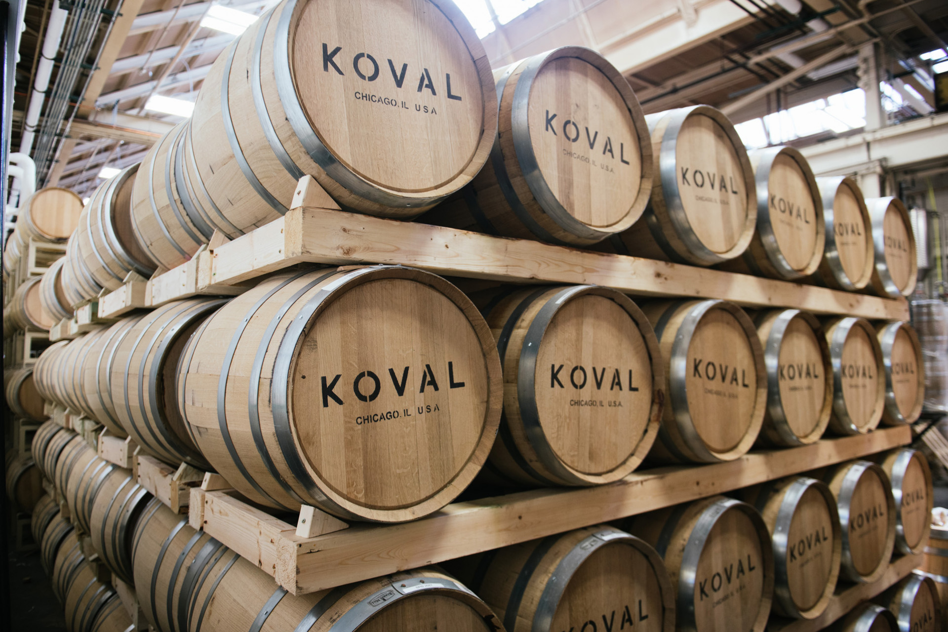 Koval whisky