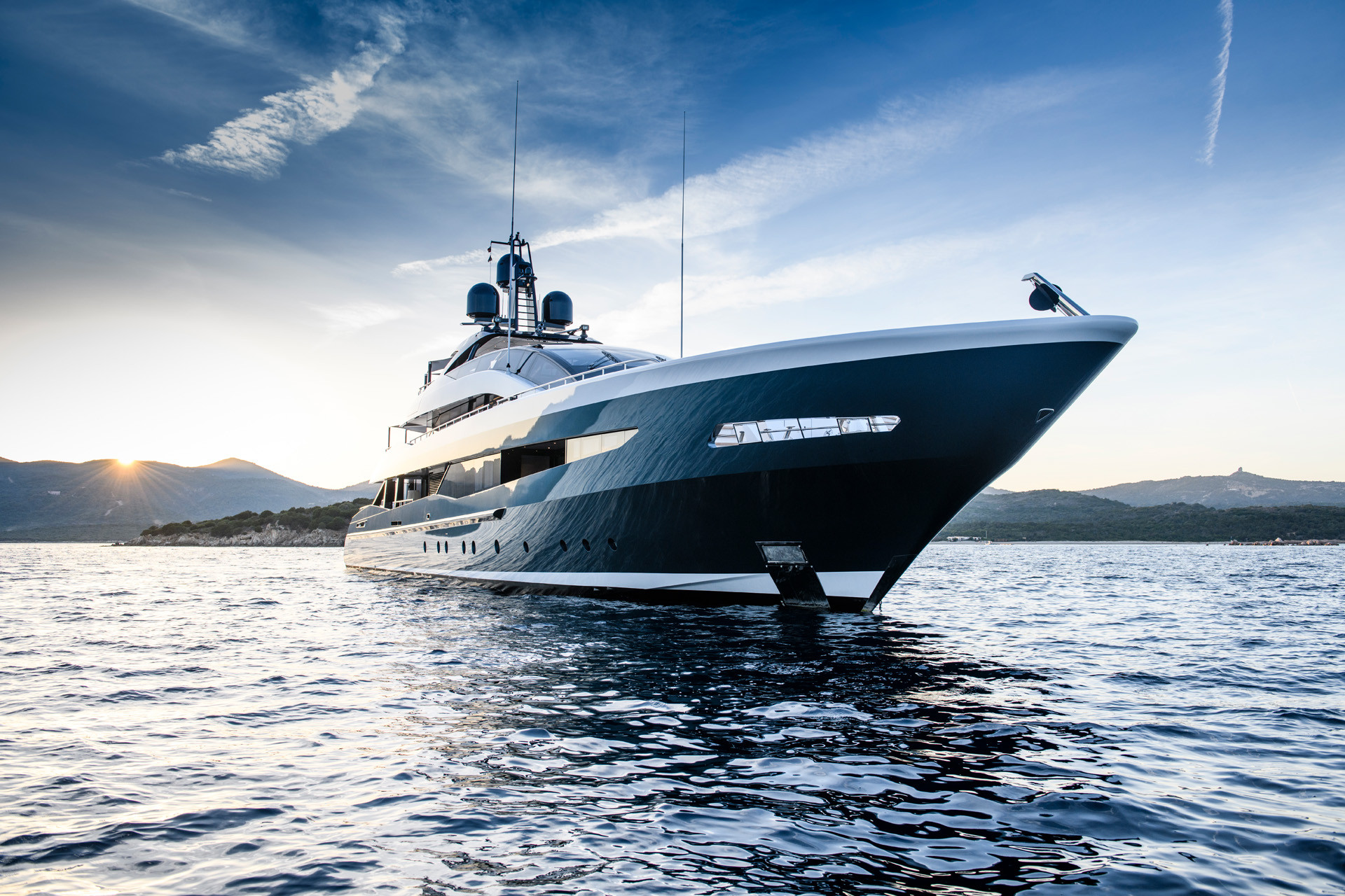 Irisha superyacht