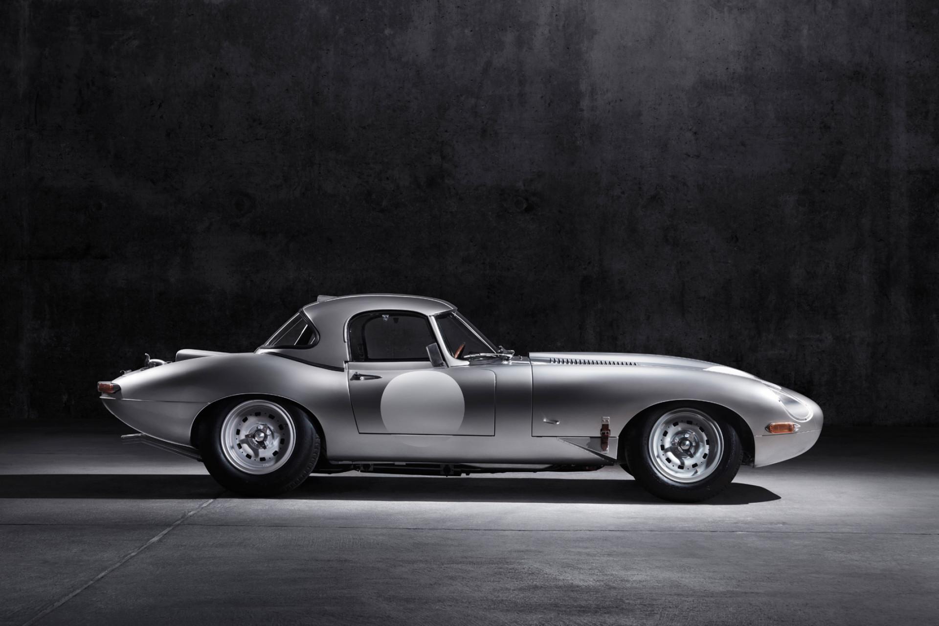Jaguar Lightweight E-type Continuation