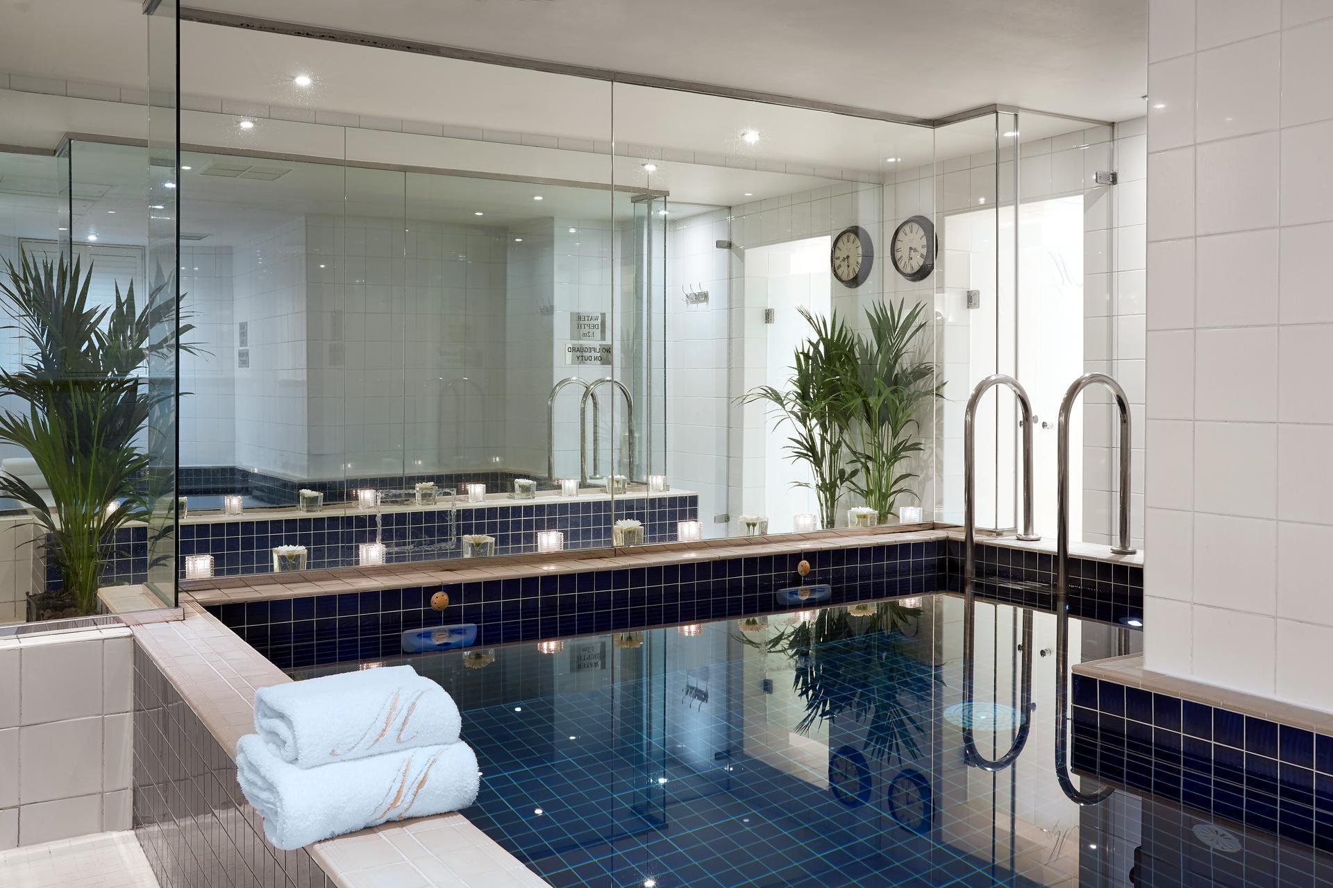 The Milestone resistance swimming pool