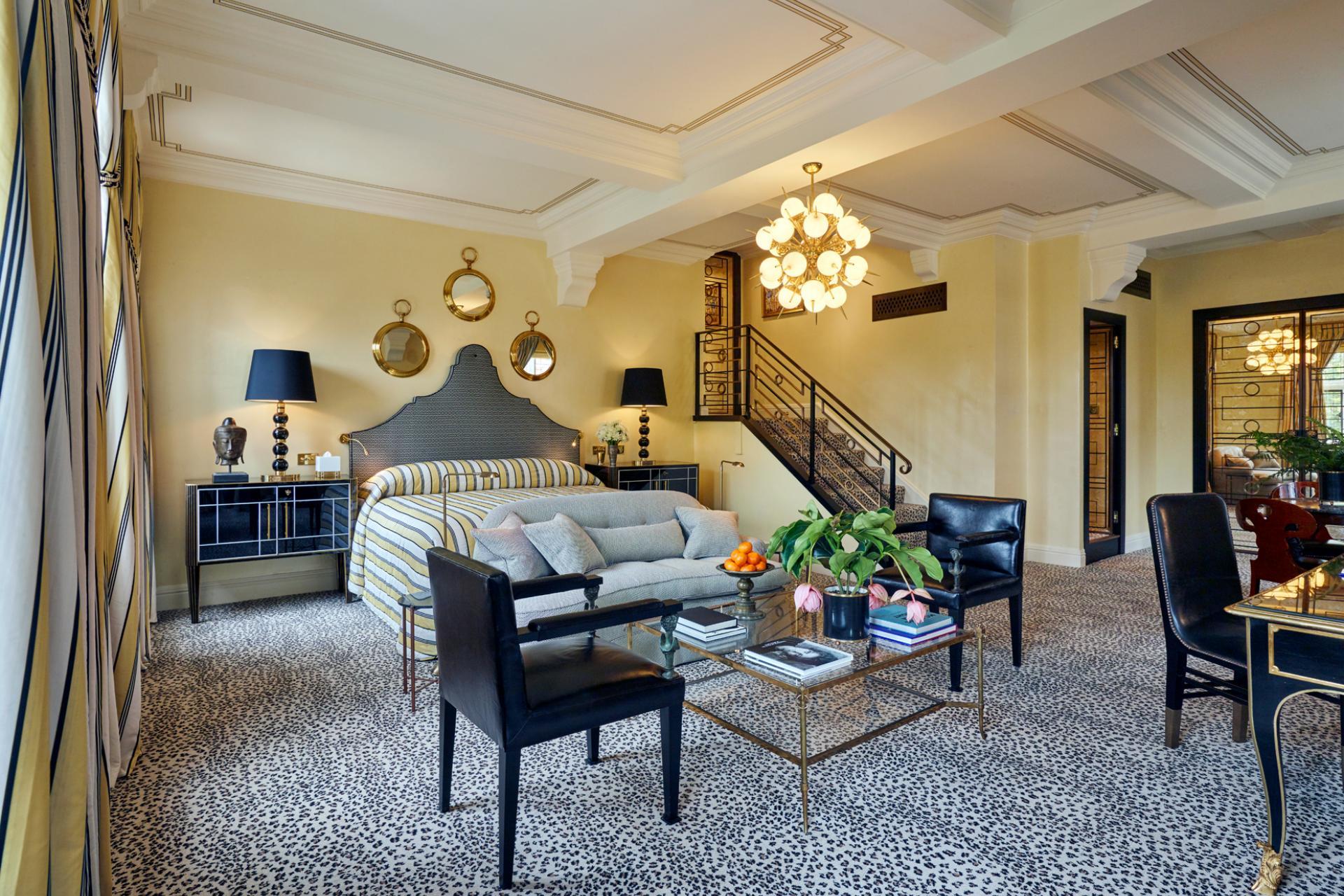 The Milestone Hotel Noel Coward Suite