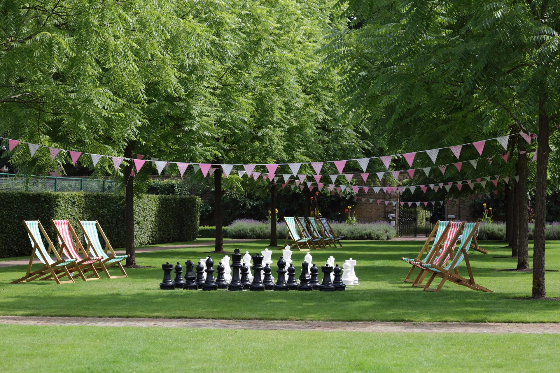 The Grove Walled Garden