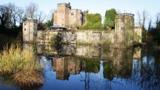 Caverswall Castle, Caverswall, Stoke-on-Trent