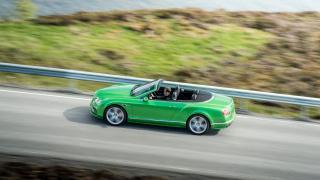 Continental GT Sport, Best British Cars