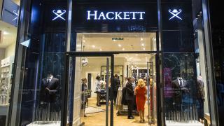 Hackett x Square Mile event