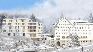 Grace Apartments, St Moritz, Switzerland