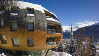 Via Tinus Apartment, St Moritz, Switzerland