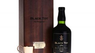Black Tot Last Consignment, Royal Naval Rum, Caribbean
