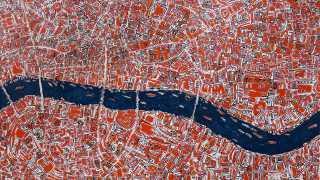 Red London by Barbara Macfarlane