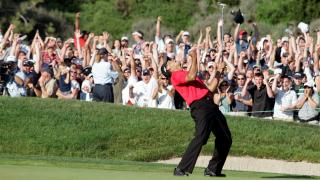 Tiger Woods list of injuries, knee injury, US Open 2008
