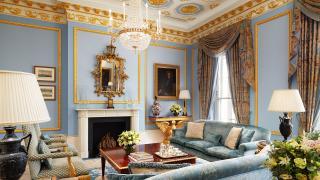 The Royal Suite – The Lanesborough