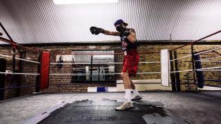 Fitzroy Lodge Boxing Club.