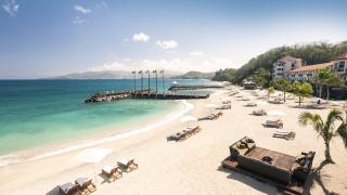 Pink Gin Beach at Sandals Grenada Resort & Spa