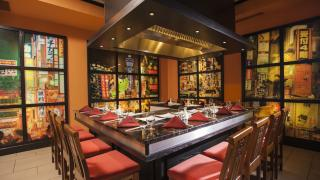 Kimono's restaurant at Sandals Grenada Resort & Spa