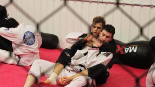 MMA Urban Warriors Academy Action Shot