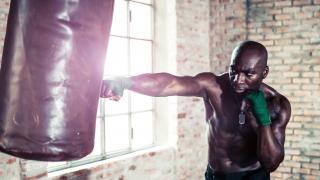 MMA Fighter MMA Clinic Islington