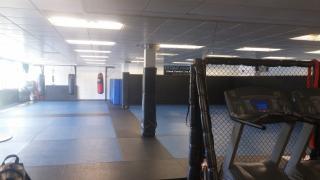 MMA Gym north london Titan Fighter Interior Shot