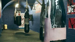 KO Gym Interior Shot MMA Gym
