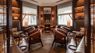 Cigar Lounge at Ten Trinity Square