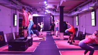 CIRQ workout City of London