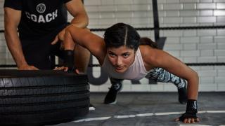 BoxCon 12x3 gym