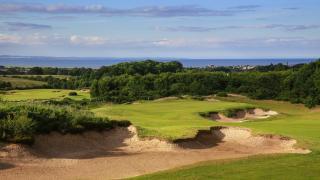 The Duke's Course, St Andrews golf