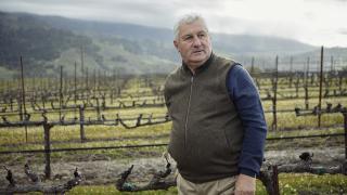 Vérité's vigneron, Pierre Seillan