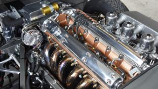 Jaguar E-Type engines