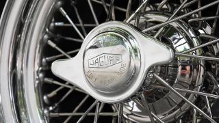 Jaguar E-Type Series 3 build