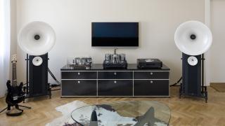 USM Haller furniture and storage system