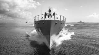 DBP superyacht