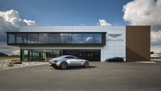 Aston Martin St Gallen