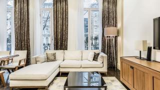 London Airbnb: BEAUFORT PLACE, KNIGHTSBRIDGE