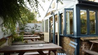 The Bobbin pub, Clapham
