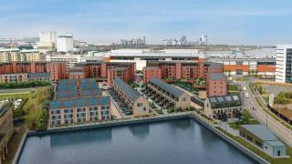 Cala Homes Waterfront Plaza property development