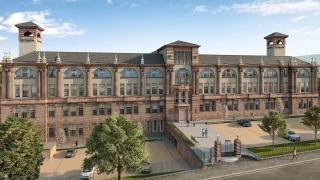 Cala Homes Boroughmuir property development Edinburgh
