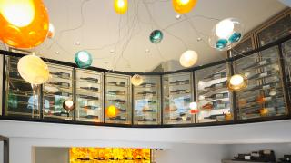 Oeno House new fine wine boutique, The Royal Exchange, City of London