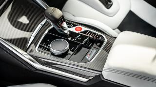 The BMW M3 Competition Saloon – interiors