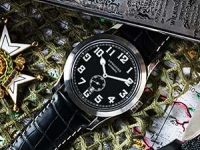 Three military watches ready for action